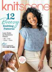 Knitscene Magazine Subscription March 12th, 2020 Issue