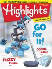 Highlights For Children Magazine Subscription December 1st, 2020 Issue
