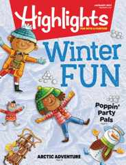 Highlights For Children Magazine Subscription January 1st, 2021 Issue