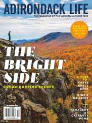 Adirondack Life Magazine Subscription September 1st, 2020 Issue