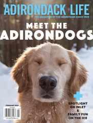 Adirondack Life Magazine Subscription January 1st, 2021 Issue