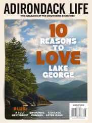 Adirondack Life Magazine Subscription July 1st, 2021 Issue
