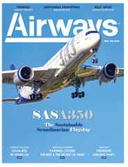 Airways Magazine Subscription November 1st, 2020 Issue