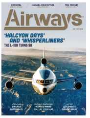 Airways Magazine Subscription September 1st, 2020 Issue