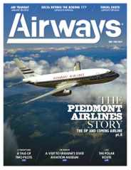 Airways Magazine Subscription January 1st, 2021 Issue