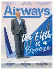 Airways Magazine Subscription July 1st, 2021 Issue