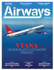 Airways Magazine Subscription March 1st, 2021 Issue
