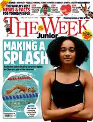 The Week Junior Magazine Subscription May 15th, 2021 Issue