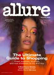 Allure Magazine Subscription November 1st, 2020 Issue
