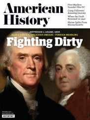 American History Magazine Subscription December 1st, 2020 Issue