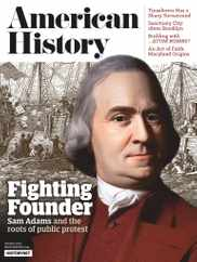 American History Magazine Subscription October 1st, 2020 Issue