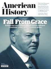 American History Magazine Subscription April 1st, 2021 Issue