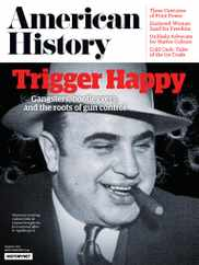 American History Magazine Subscription August 1st, 2021 Issue