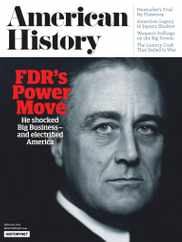 American History Magazine Subscription February 1st, 2021 Issue