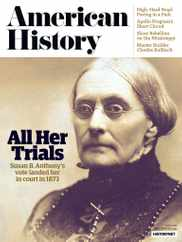 American History Magazine Subscription June 1st, 2021 Issue