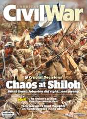 America's Civil War Magazine Subscription November 1st, 2020 Issue
