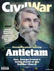 America's Civil War Magazine Subscription September 1st, 2020 Issue