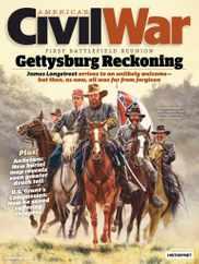 America's Civil War Magazine Subscription January 1st, 2021 Issue