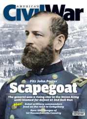 America's Civil War Magazine Subscription July 1st, 2021 Issue