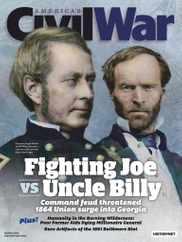 America's Civil War Magazine Subscription March 1st, 2021 Issue