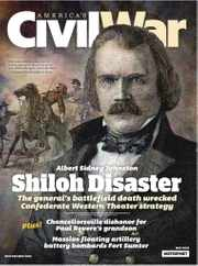 America's Civil War Magazine Subscription May 1st, 2021 Issue