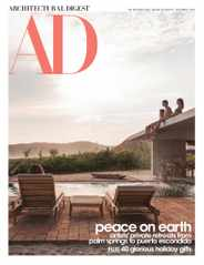 Architectural Digest Magazine Subscription December 1st, 2020 Issue