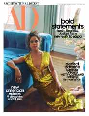 Architectural Digest Magazine Subscription October 1st, 2020 Issue