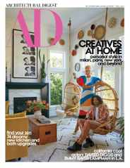 Architectural Digest Magazine Subscription April 1st, 2021 Issue