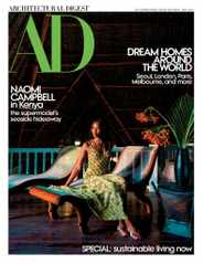 Architectural Digest Magazine Subscription May 1st, 2021 Issue