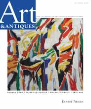 Art & Antiques Magazine Subscription October 1st, 2020 Issue