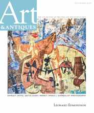 Art & Antiques Magazine Subscription September 1st, 2020 Issue