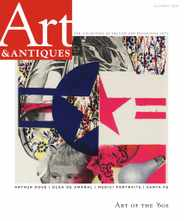 Art & Antiques Magazine Subscription July 1st, 2021 Issue