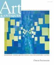 Art & Antiques Magazine Subscription June 1st, 2021 Issue