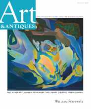 Art & Antiques Magazine Subscription March 1st, 2021 Issue