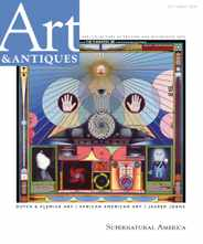 Art & Antiques Magazine Subscription October 1st, 2021 Issue