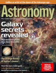 Astronomy Magazine Subscription November 1st, 2020 Issue