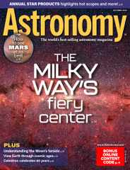 Astronomy Magazine Subscription October 1st, 2020 Issue