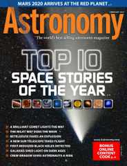 Astronomy Magazine Subscription February 1st, 2021 Issue
