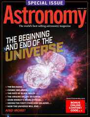 Astronomy Magazine Subscription January 1st, 2021 Issue