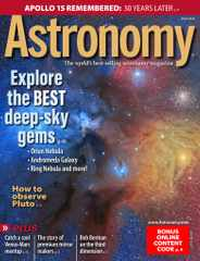 Astronomy Magazine Subscription July 1st, 2021 Issue
