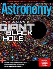 Astronomy Magazine Subscription March 1st, 2021 Issue