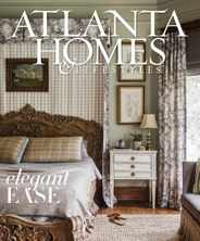 Atlanta Homes & Lifestyles Magazine Subscription October 1st, 2020 Issue