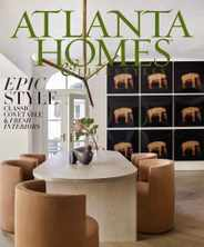Atlanta Homes & Lifestyles Magazine Subscription September 1st, 2020 Issue