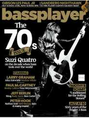 Bass Player Magazine Subscription November 1st, 2020 Issue