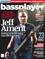 Bass Player Magazine Subscription October 1st, 2020 Issue