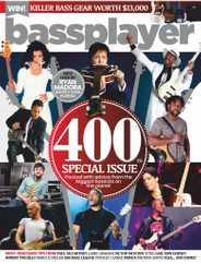 Bass Player Magazine Subscription September 15th, 2020 Issue
