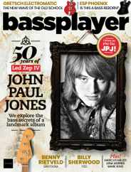 Bass Player Magazine Subscription July 1st, 2021 Issue
