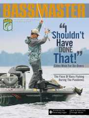 Bassmaster Magazine Subscription November 1st, 2020 Issue