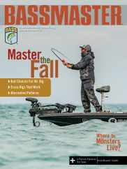 Bassmaster Magazine Subscription September 1st, 2020 Issue