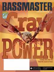 Bassmaster Magazine Subscription May 1st, 2021 Issue
